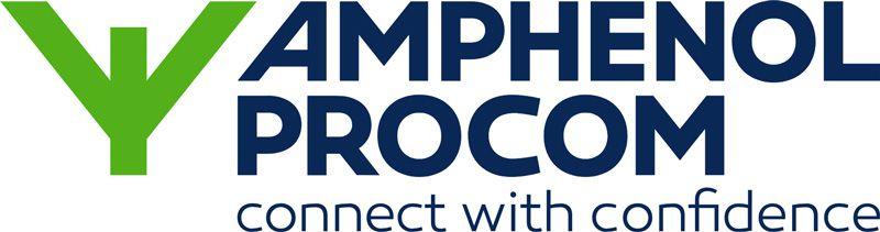 Logo partner Amphenol Procom